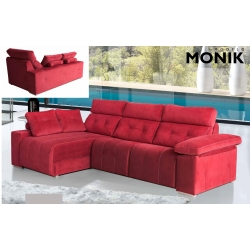 SOFÁ CHAISE LONGUE MONIK MOTOR